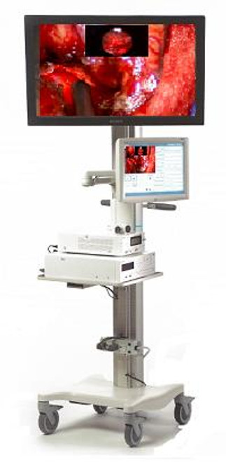 Sony Medical Sony Roll Stand Video Equipment Cart