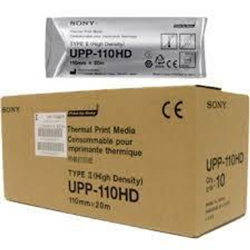 Sony Medical Sony UPP-110HD High-Density Black and White Media