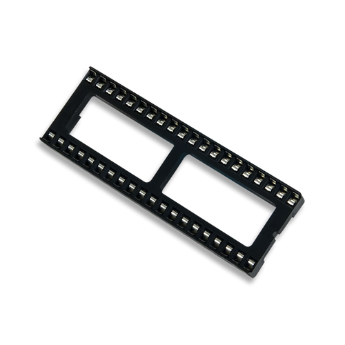 40-pin DIP Socket product images.