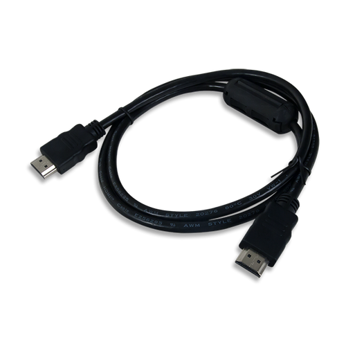 Product image of the HDMI Type A to Type A Cable.
