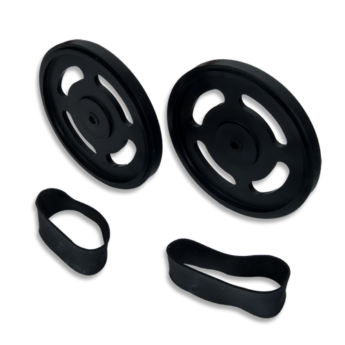 Product image of the Splined pair Wheel Kit.