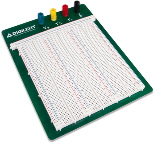 Large Solderless Breadboard Kit product image.