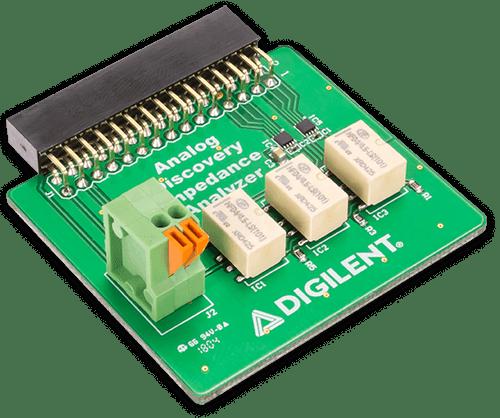 Analog Discovery 2 Impedance Analyzer product image.