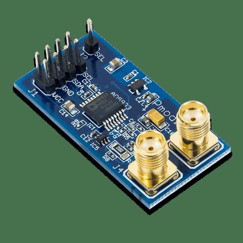 Pmod IA: Impedance Analyzer product image.