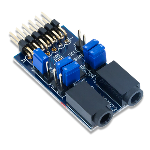 Pmod AMP3: Stereo Power Amplifier product image.