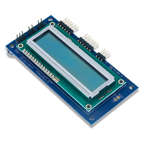 Pmod CLS: Character LCD with Serial Interface product image.