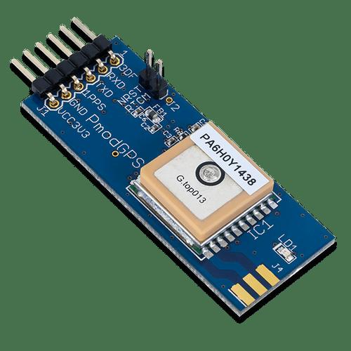 Pmod GPS: GPS Receiver product image.