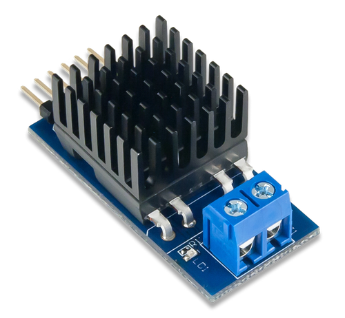 Pmod SSR: Solid State Relay Electronic Switch product image.
