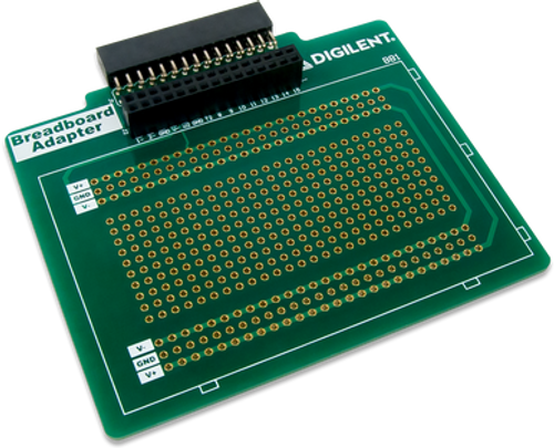 Breadboard Adapter for Analog Discovery product image.