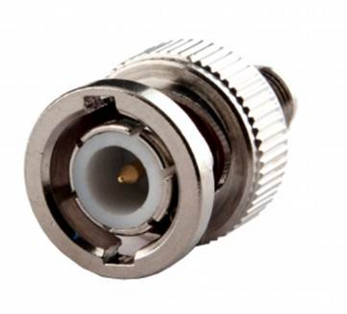 Product image of the BNC-to-SMA Adapter.