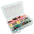 Product image of the myParts Kit from Texas Instruments displaying the components within. Digilent retains the right to change a part or product to a similar item to meet lead time, cost, and MOQ requirements.