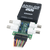 Product image of the BNC Adapter for Analog Discovery plugged into the Analog Discovery with a ribbon cable attached. Analog Discovery and ribbon cable are not included.