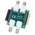 Product image of the BNC Adapter Board included in the Analog Discovery 2 Pro Bundle.