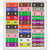 Top view product image of the 30-Pin Flywire Labels for the Analog Discovery 2.