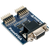Product view of the Pmod VGA that is included in the Arty S7 Pmod Pack.