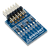Product image of the Pmod 8LD that is included in the Zybo Z7 Academic Pmod Pack.
