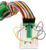 Product image of the Breadboard Breakout for Analog Discovery displayed in use with the Analog Discovery 2, Ribbon cable, and breadboard with jumper cables and components. Additional products are sold separately.
