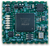 Top view product image of the JTAG-SMT4 surface mount programming module.