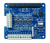 Top view product image of the MCC 118 Voltage Measurement DAQ HAT for Raspberry Pi®.