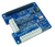 The MCC 118 Voltage Measurement DAQ HAT for Raspberry Pi®, displayed at an angle.