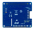 Bottom view product image of the MCC 118 Voltage Measurement DAQ HAT for Raspberry Pi®.