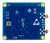Bottom view product image of the MCC 172 IEPE Measurement DAQ HAT for Raspberry Pi®.