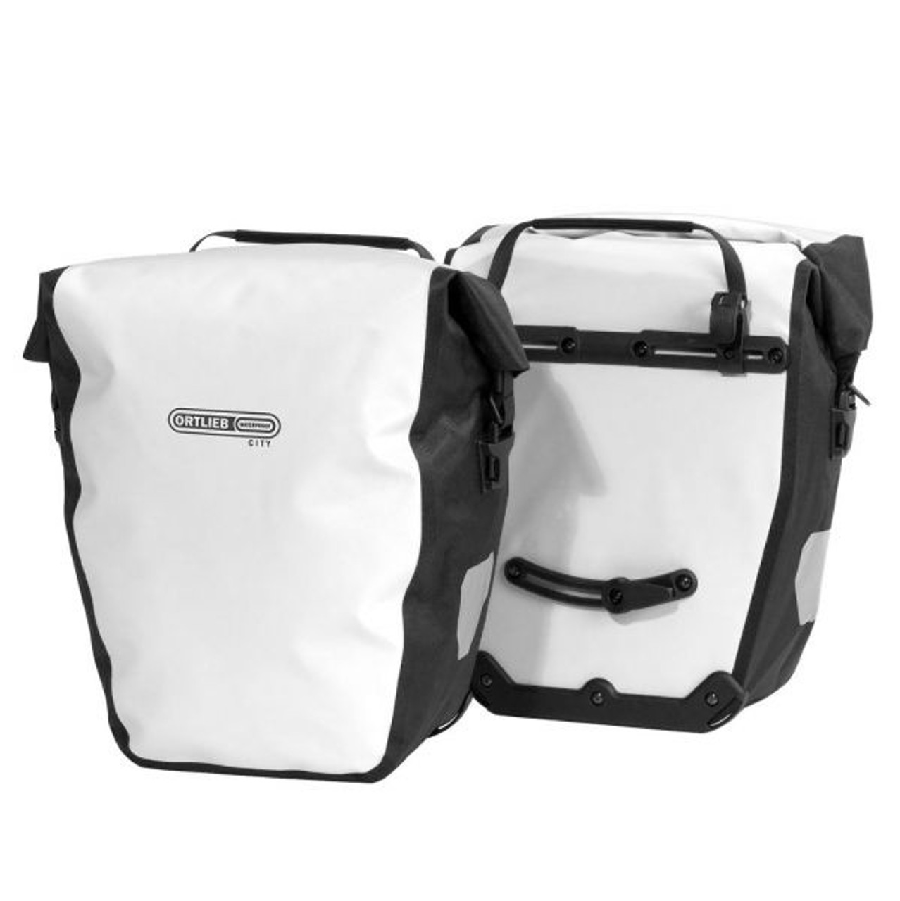 Ortlieb Back Roller City (Pair) White