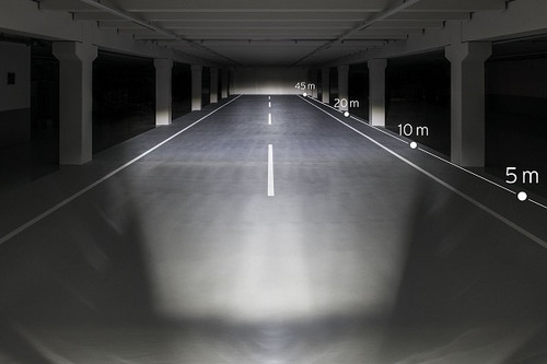 B&M Lumotec Cyo T Premium 80 lux Front Dynamo Light