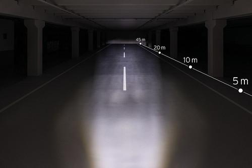 B+M Lumotec Eyc T 50 Lux Front Light