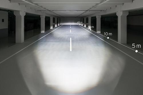 B&M Lumotec IQ-X 100 lux Front Light