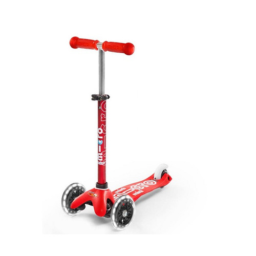 Mini Micro Deluxe Scooter - LED