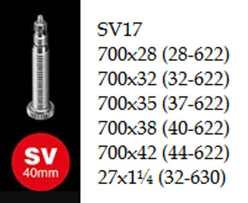 Schwalbe Inner Tube - 700c - SV17