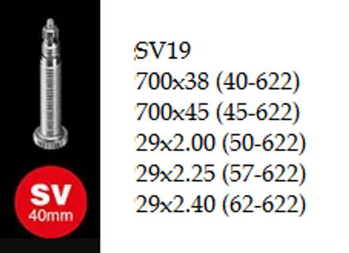 """Schwalbe Inner Tube - 29"""" - SV19"""