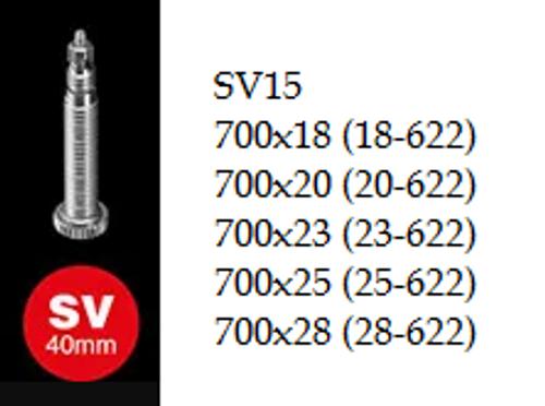 Schwalbe Inner Tube - 700c - SV15