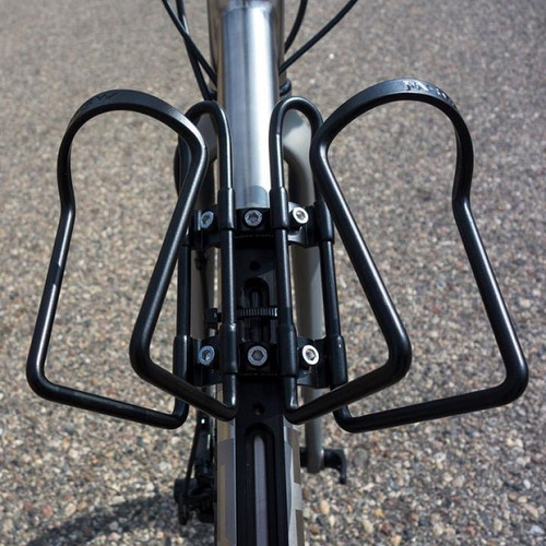 Wolf Tooth B-Rad Double Barrel Bottle Cage Adapter