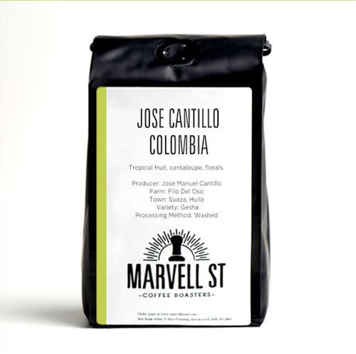 Jose Manuel Cantillo - GESHA - Colombia