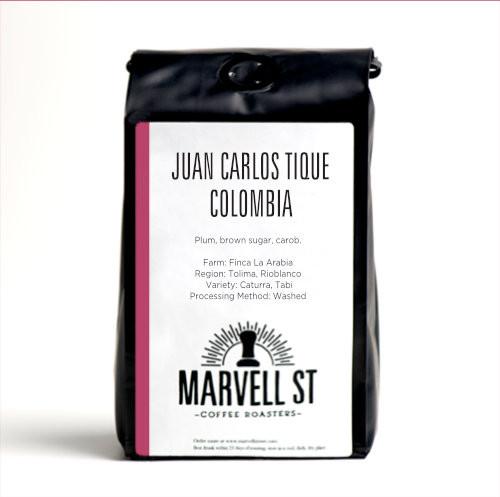 Juan Carlos Tique - Colombia