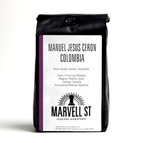 Manuel Jesus Ceron - Colombia