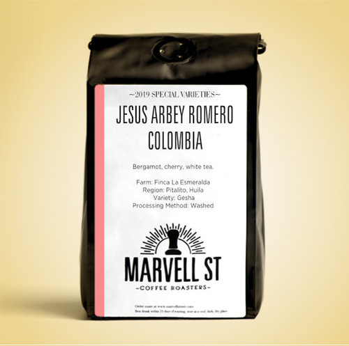 2019 Special Variety - Jesus Arbey Romero - Colombia