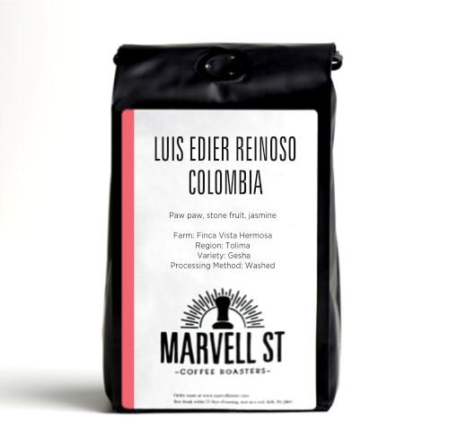 Luis Edier Reinoso - 2019 - Colombia