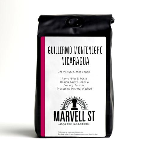 Guillermo Montenegro - Nicaragua