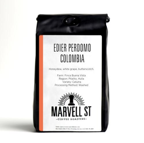 Edier Perdomo - Colombia