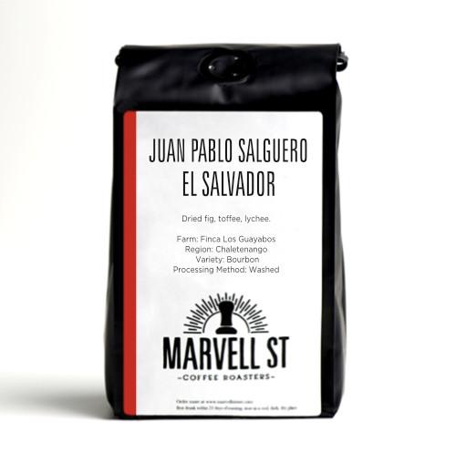 Juan Pablo Salguero - El Salvador