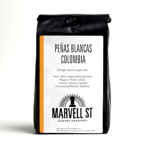 Peñas Blancas - Colombia