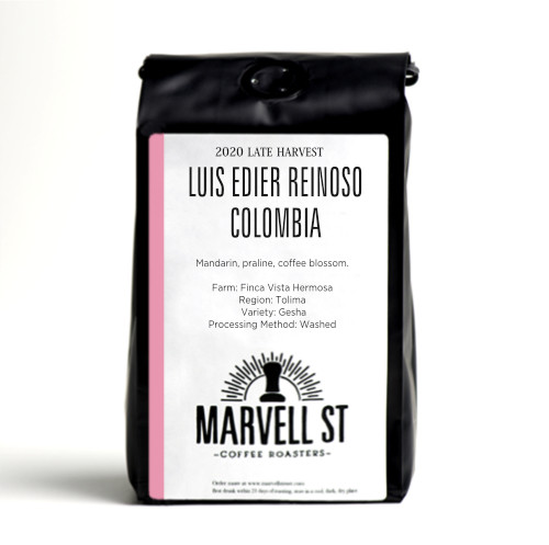 Luis Edier Reinoso - Late Harvest - Colombia