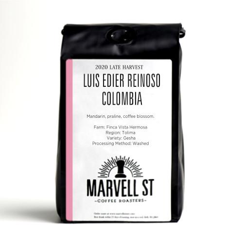 Luis Edier Reinoso - Late Harvest - Colombia