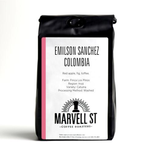 Emilson Sanchez - Colombia