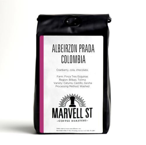 Albeirzon Prada - Colombia