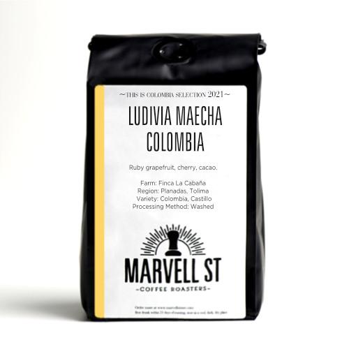 Ludivia Maecha - Colombia