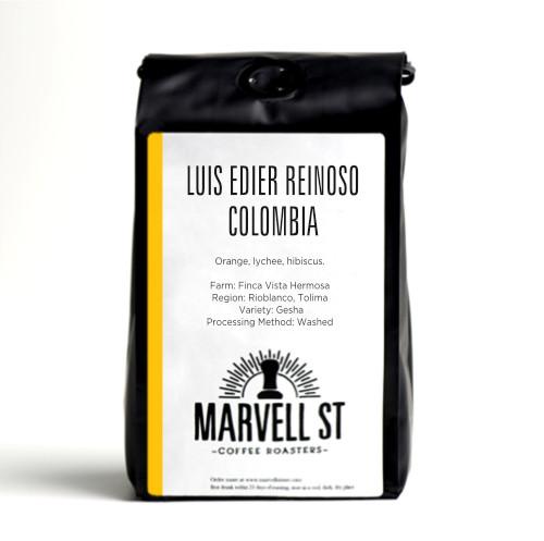 Luis Edier Reinoso - Gesha - Colombia